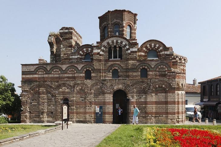 בולגריה: מבנה עתיק בנסבר