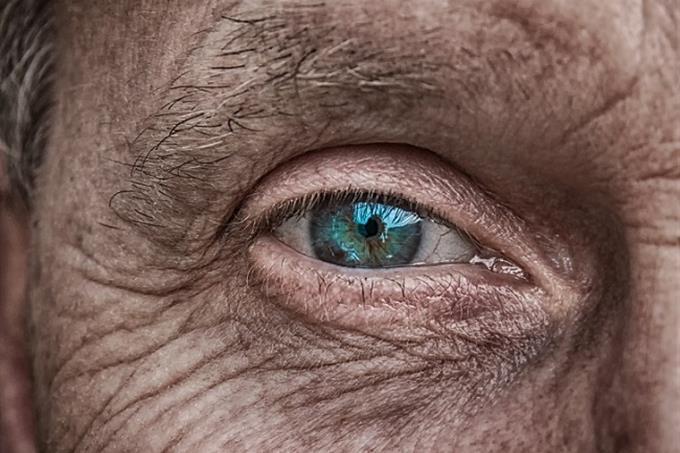 שאלון אישיות נבחרת במונדיאל: עין של אדם