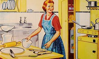 תאריך לידה ואישיות: תמונה משנות ה-50