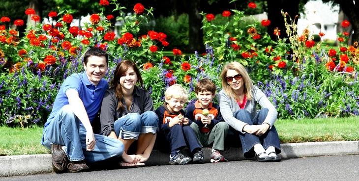 משפחה לא מתפקדת: משפחה מאושרת