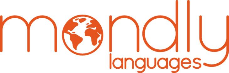 שירות לימוד שפות Mondly: הלוגו של Mondly