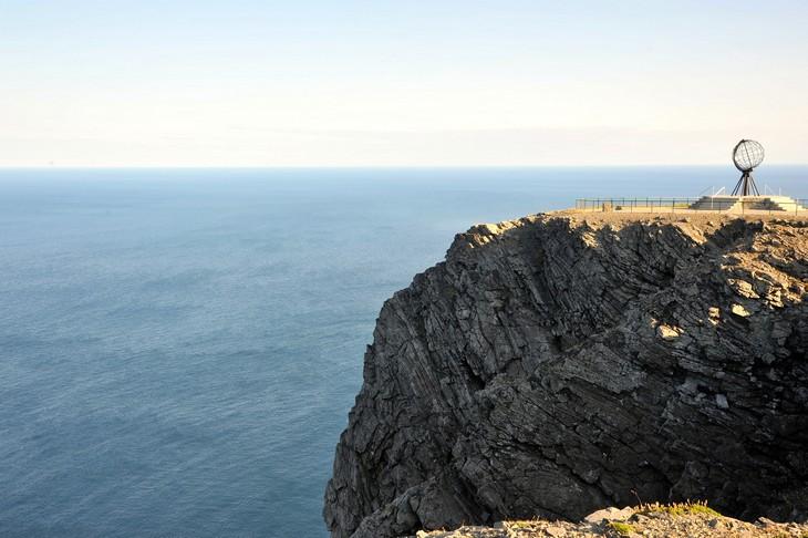 מקומות בנורווגיה: נורדקאפ