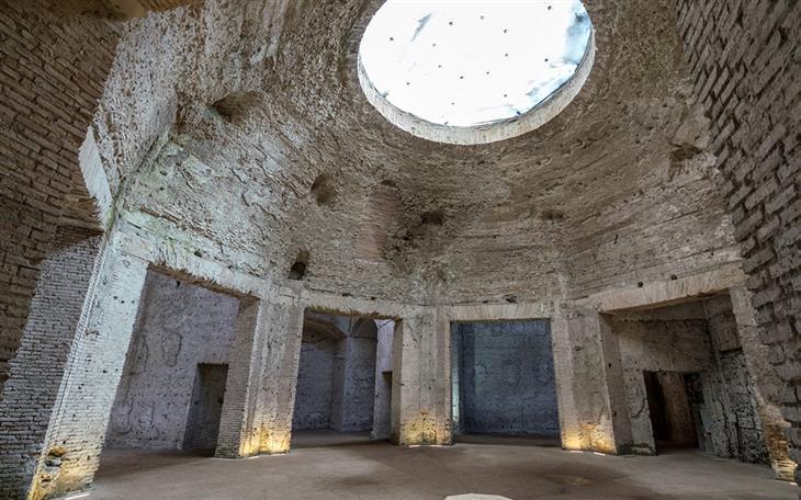 אתרים היסטוריים משוחזרים: ההיכל המתומן בארמון הזהב כפי שנראה כיום