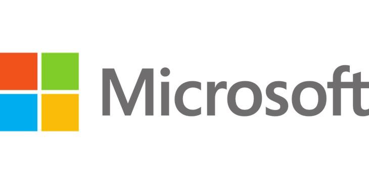 אופיס אונליין: לוגו מיקרוסופט