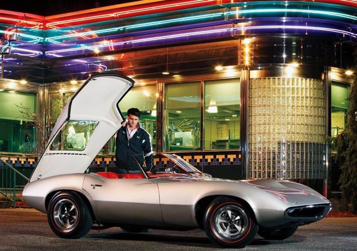 מכוניות מיוחדות: פונטיאק באנשי (1965) Pontiac Banshee
