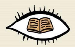 עין עם ספר