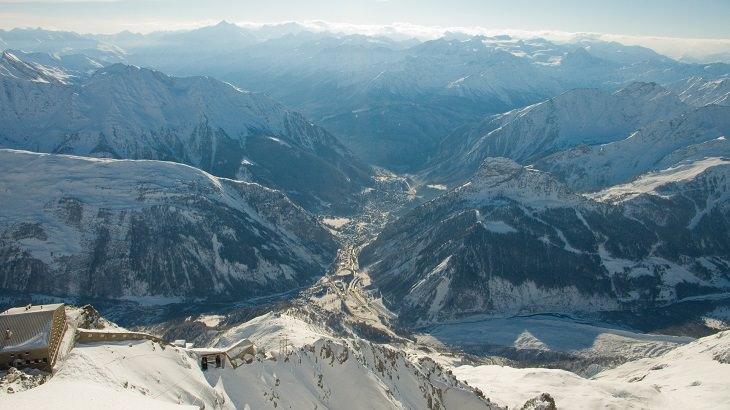 טיול לצפון איטליה: קורמאיור