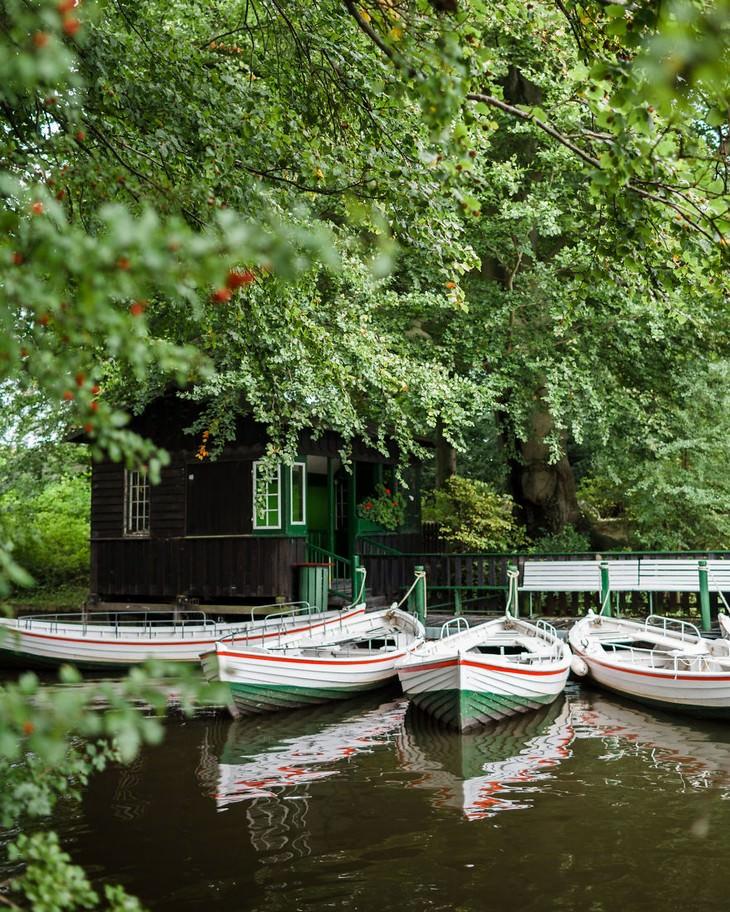 תמונות של דנמרק: צילום של קלי הדסון