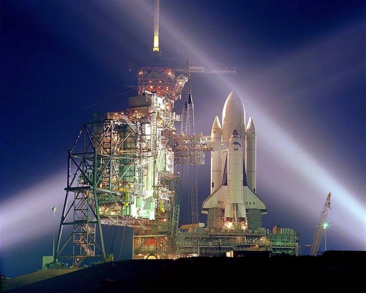 תמונות היום של ויקיפדיה: מעבורת החלל קולומביה