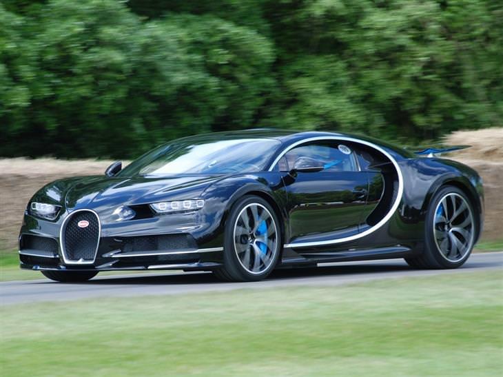 תמונות היום של ויקיפדיה: המכונית בוגאטי שירון