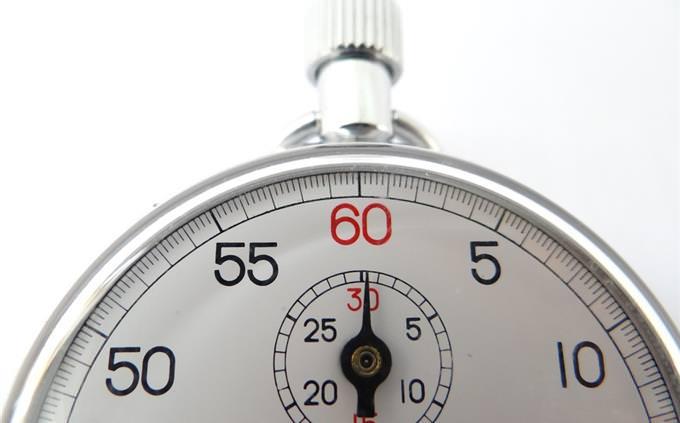 מבחן טריוויה: שעון עצר