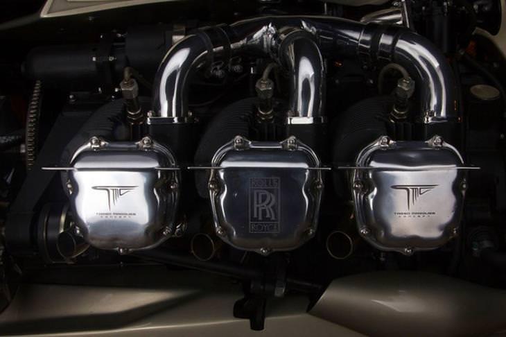 אופנוע TMC Dumont: בוכנות המנוע