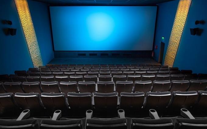 מבחן מי אני: אולם קולנוע