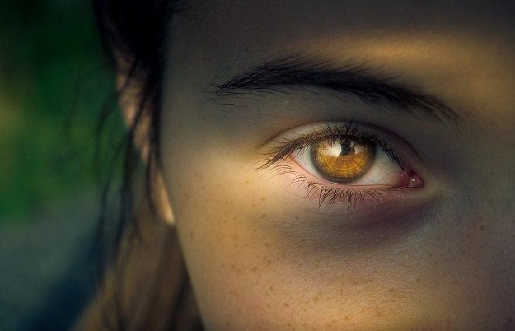 יתרונות השימוש בתוסף אסטזנטין: עין זהובה בוהקת