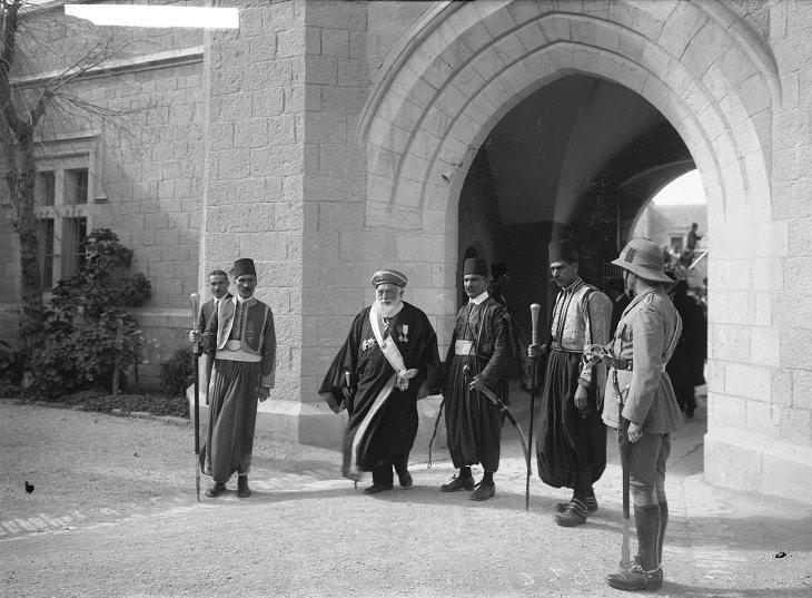 ירושלים ההיסטורית: הרב הספרדי הראשי יעקב מאיר
