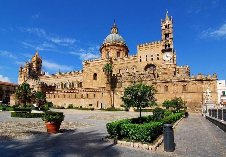 המלצות לטיול בסיציליה: קתדרלה בפלרמו