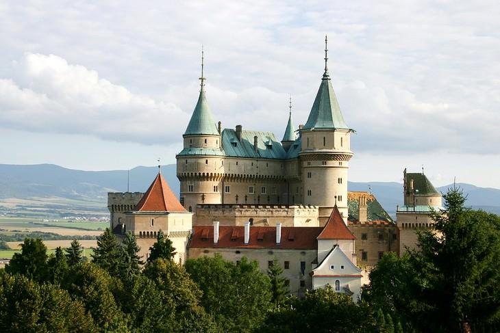 אתרים בסלובקיה: טירת בויניצה
