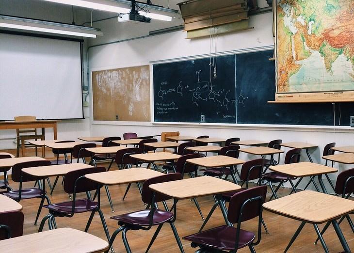 איך לגרום לילדים להתרגש לקראת החזרה ללימודים: כיתה ריקה