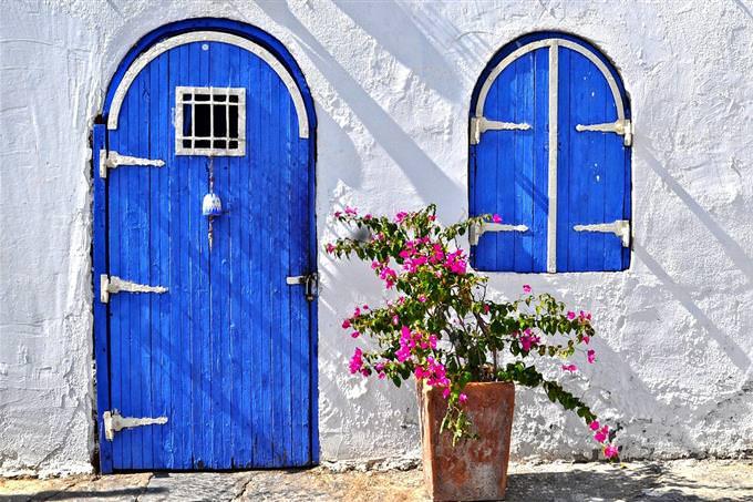 בחן את עצמך: דלת כניסה לבית