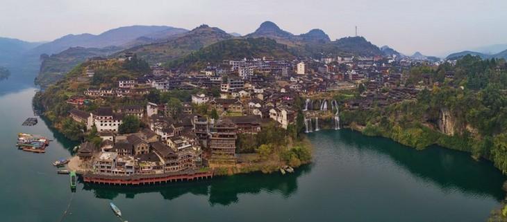 העיירה פורונג: תמונה של העיירה פורונג