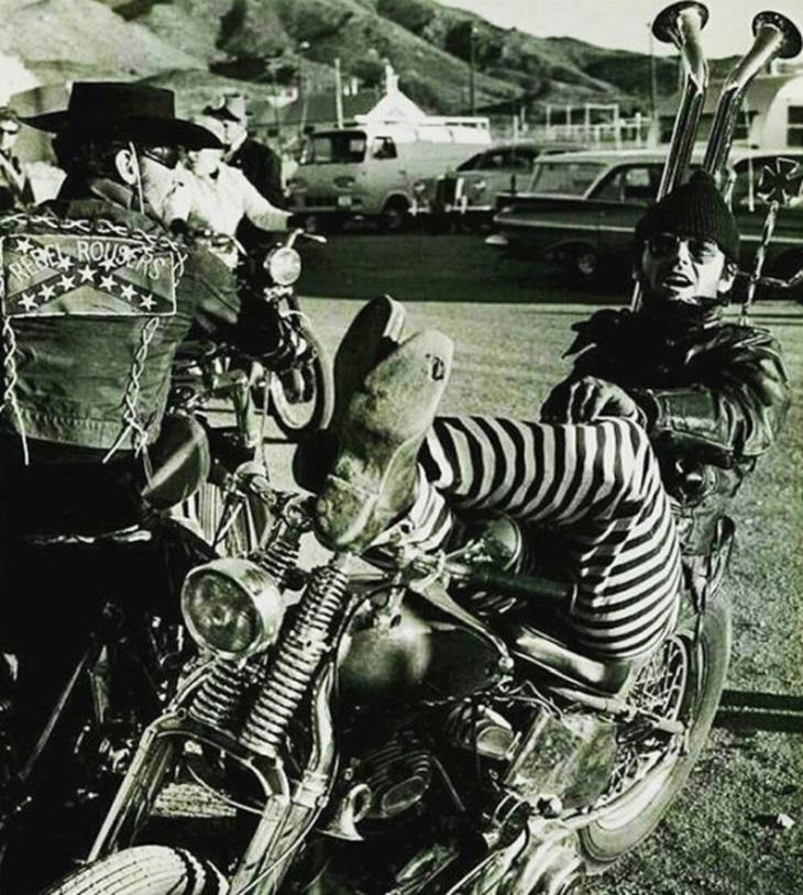 תמונות ישנות של מפורסמים: ג'ק ניקולסון, 1960.