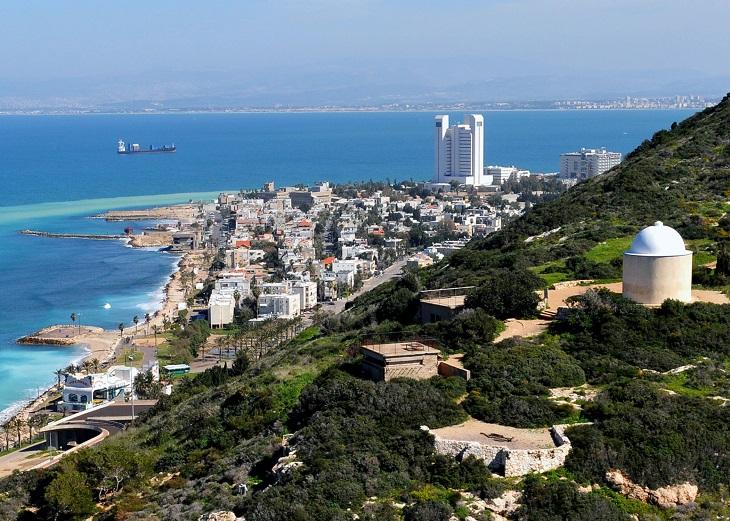וויקיפדיה אוהבת אתרי מורשת: שכונת בת גלים בחיפה