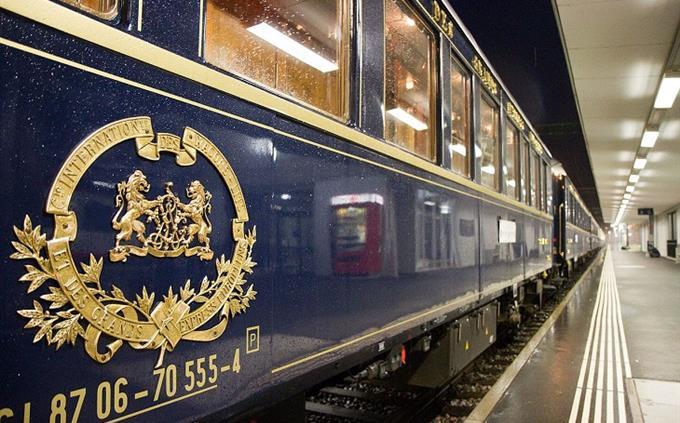 מבחן טריוויה: רכבת האוריינט אקספרס