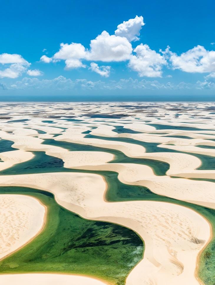 מקומות יפים ולא מוכרים בעולם: הפארק הלאומי לנסויס מרניינסס