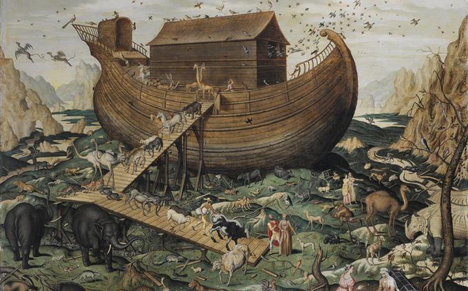 טריוויה על התורה: תיבת נוח