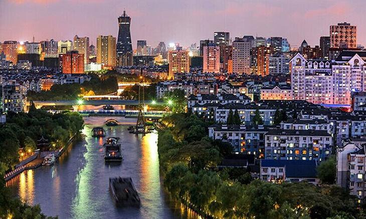 מסע לאורך התעלה הגדולה של סין: האנגג'ואו