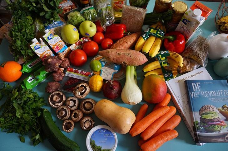 טיפים לטבעוניים צמחוניים ולמעוניינים: מצרכי מזון