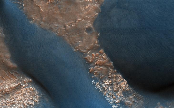 תמונות מהארכיון של נאסא: דיונות במאדים