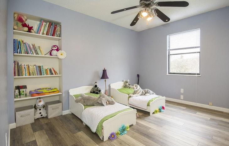 שדרוג חדר ילדים: חדר ילדים מעוצב