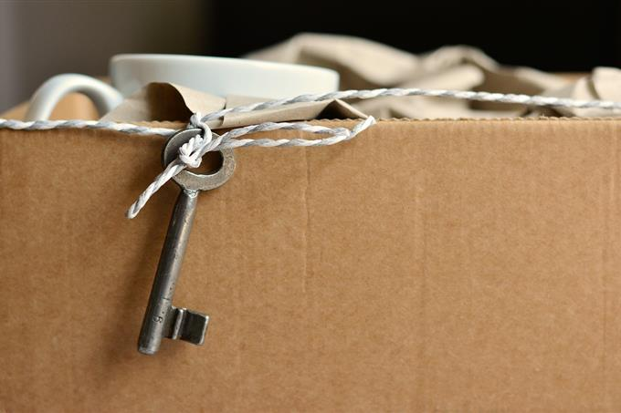 מבחן אישיות: ארגז ועליו מפתח
