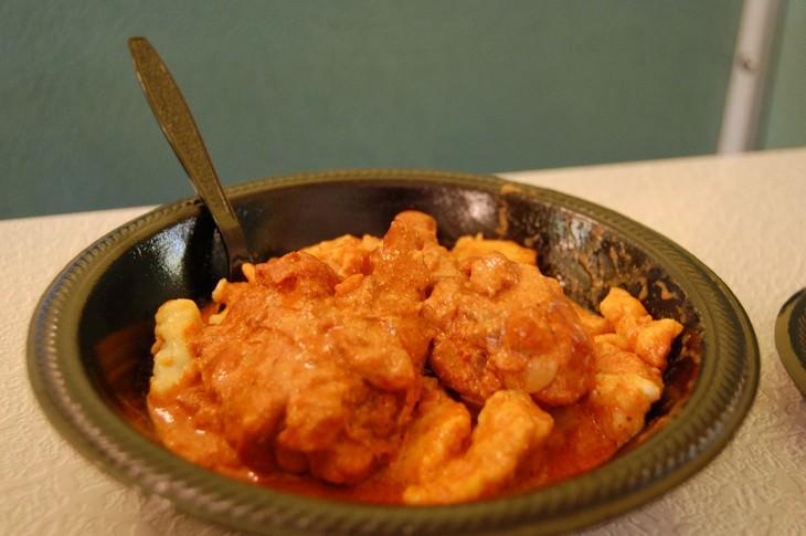 מתכון נהדר של עוף בתבשיל פפריקה
