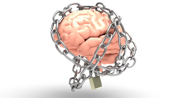 מנגנונים פסיכולוגיים שכדאי להכיר: מוח עטוף בשלשלאות נעולות