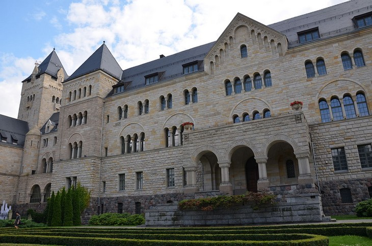אטרקציות בפוזנן: הטירה המלכותית