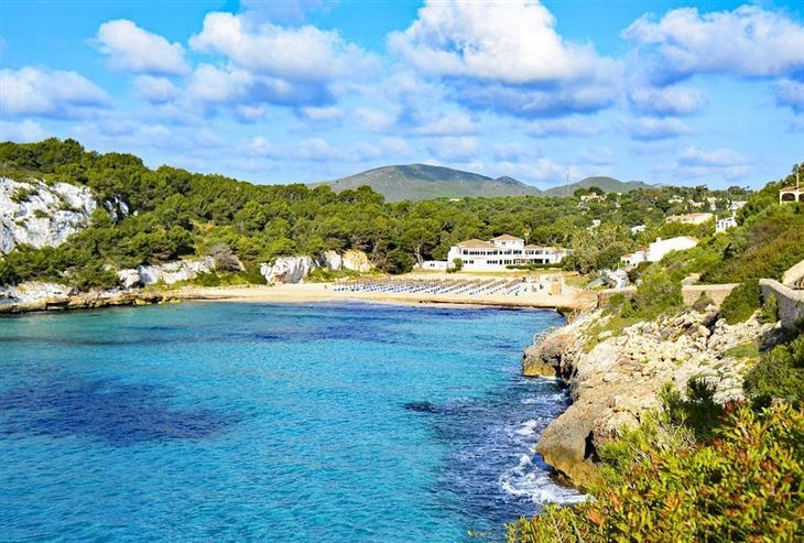 הקהילות האוטונומיות של ספרד: חוף במיורקה