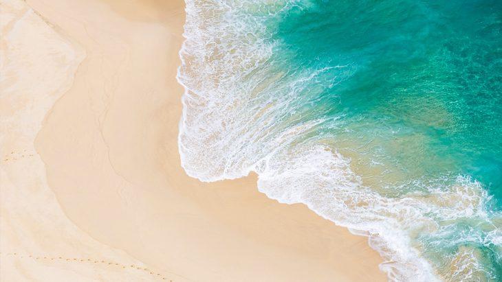 רקעים למחשב ולסמארטפון: חוף ים