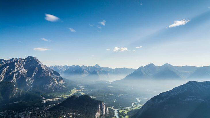 רקעים למחשב ולסמארטפון: הרים