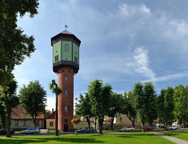 אטרקציות באסטוניה: מגדל בוויליאנדי
