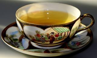 אוסף כתבות על סוכרת: כוס תה מאצ'ה