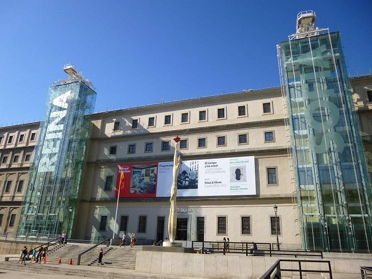 מוזיאונים במדריד: מוזיאון ריינה סופיה