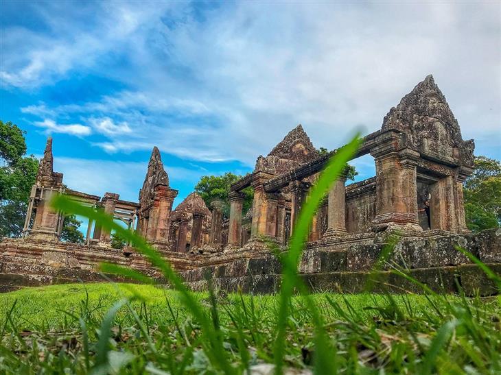 אתרים בקמבודיה: מקדש פראה ויהאר