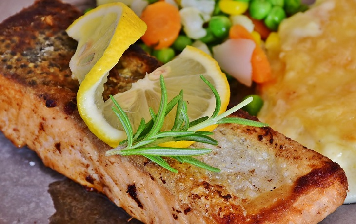 טיפול בקמטים: מנת דג
