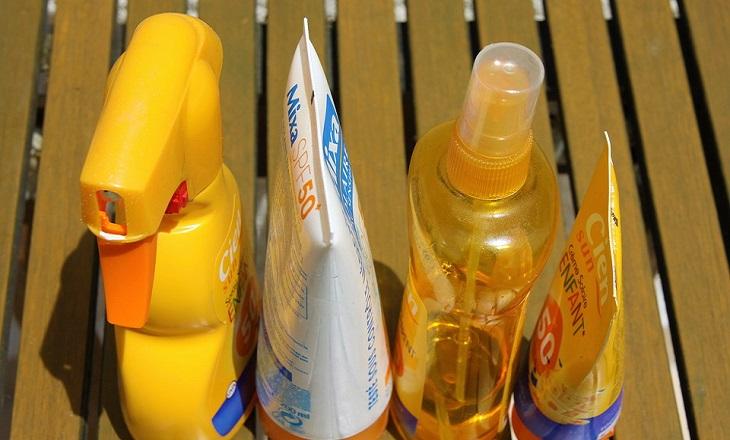 טיפול בקמטים: תכשירי הגנה מהשמש