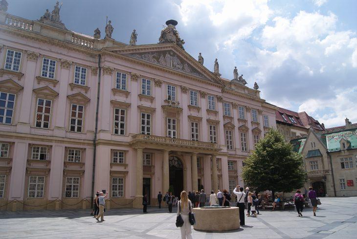 אטרקציות בברטיסלאבה: ארמון הארכיבישוף