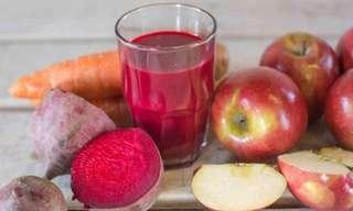 אוסף משקאות בריאות: שייק הפלא