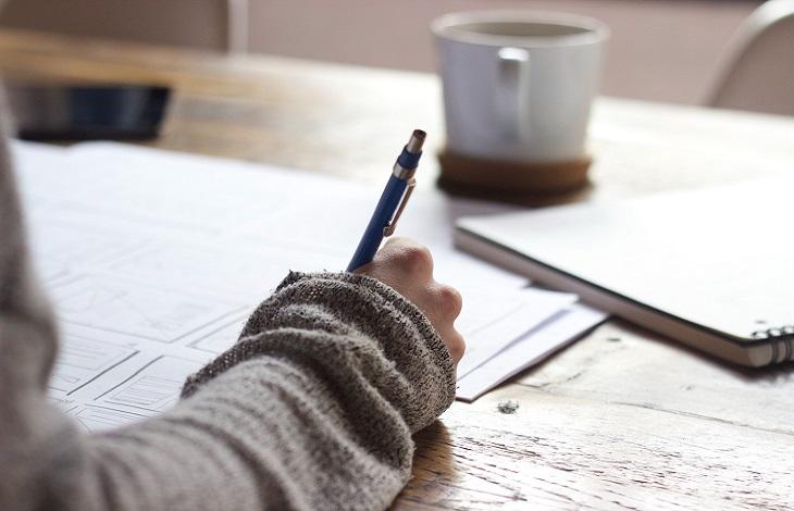 סוגי צוואות: כתיבת מסמך