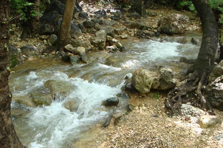 מסלולי טיול בגליל המערבי: נחל כזיב